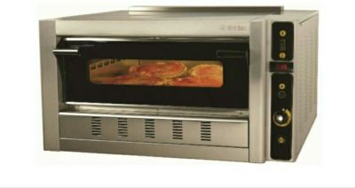 PIEC DO PIZZY gazowy 4 x 30 ZG4 Gas pizza oven 8.390.,00 PLN
