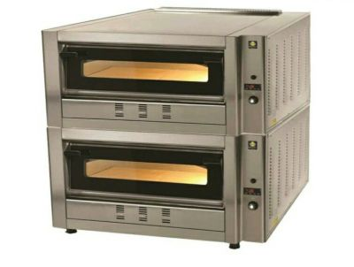 PIEC DO PIZZY gazowy 8 x 30 ZG4P Gas pizza oven 16.790,00 PLN