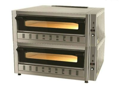 PIEC DO PIZZY gazowy 12 x 30  ZG6DP Gas pizza oven19.980,00 PLN