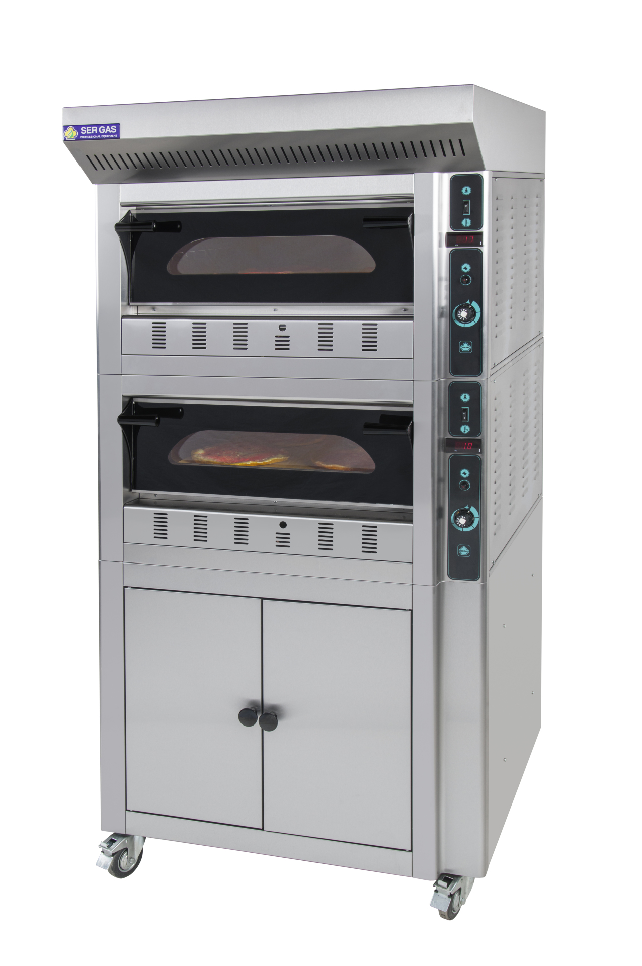 Podstawa pod piec 120x90x80cm dla ZG6D The base for pizza oven 120x90x80cm for ZG6D Cena netto:1.097,00